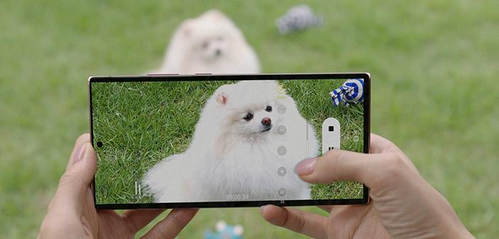 Galaxy Note 20 fotografia
