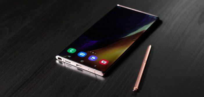 Galaxy Note 20 y Note 20 Ultra son oficiales: Enfoque láser, 120 Hz, Zoom x100 y más