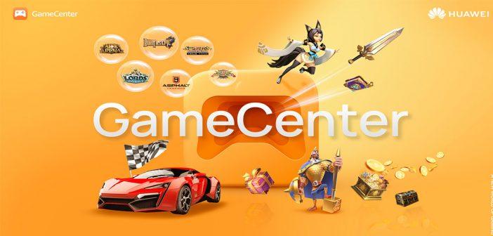 Huawei lanza a nivel mundial GameCenter, un nuevo centro de videojuegos para dispositivos móviles