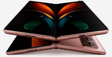 Samsung Galaxy Z Fold 2 es oficial, mira los detalles