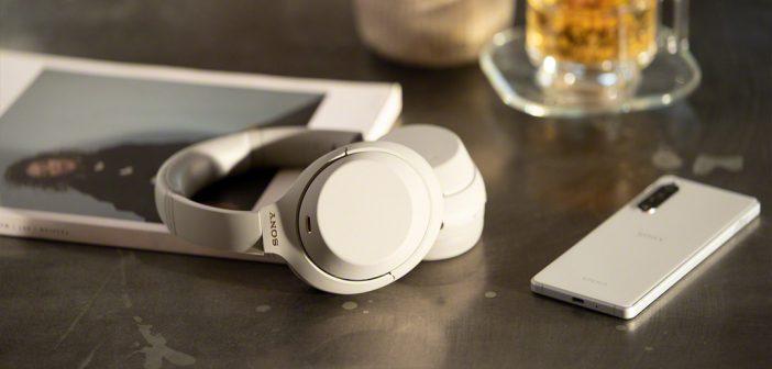 Sony anuncia sus nuevos auriculares inalámbricos WH-1000XM4 con cancelación de ruido