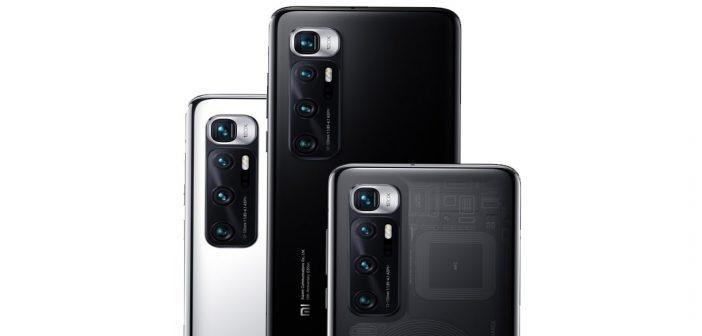 Xiaomi Mi 10 Ultra es oficial Carga rápida de 120W, zoom 120x, pantalla 120Hz y más