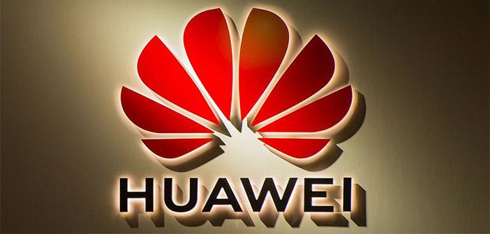 huawei logo compañía 2020