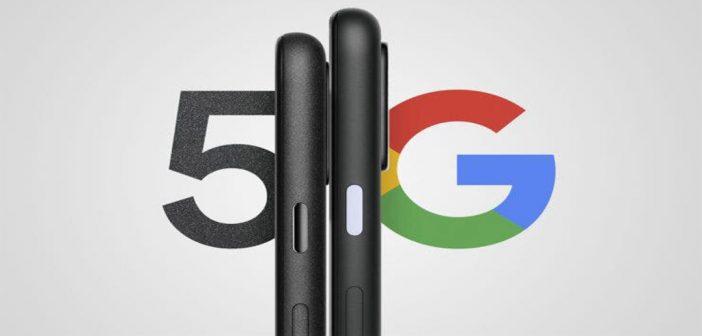 Google lanza los nuevos Pixel 5 y 4a 5G con procesador Snapdragon 765G