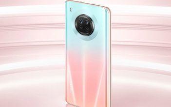 Huawei Y9a es oficial Helio G80, 40W carga rápida, 64 Megapíxeles y más