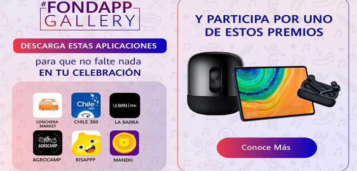 """Huawei lanza nueva promoción """"FondAppGallery"""" puedes ganar desde una MatePad Pro hasta unos Freebuds 3i"""