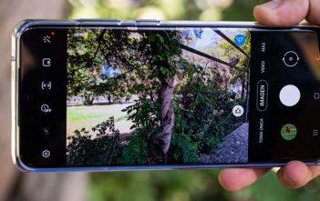 La serie Galaxy S20 recibe una nueva actualización de cámara y seguridad