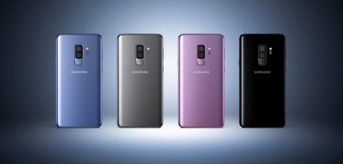 La serie Galaxy S9 recibe la actualización de seguridad de septiembre