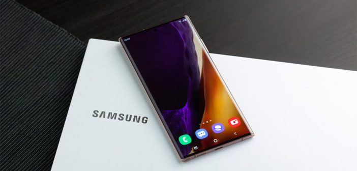La venta de los Galaxy Note 20 ya comenzó, la preventa fue un éxito