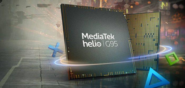 MediaTek presenta su nuevo procesador Helio G95