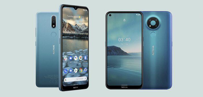 Nokia 2.4 y 3.4 son oficiales, mientras el Nokia 8.3 5G se globaliza