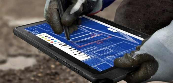 Samsung presenta la nueva Galaxy Tab Active 3, una tablet todo terreno