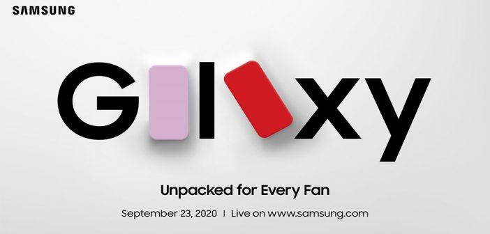 Samsung realizará un nuevo evento el próximo 23 de septiembre