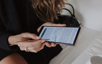 5 momentos en los que el S Pen eleva la productividad del Galaxy Note 20