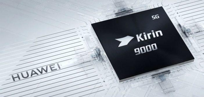 El Kirin 9000 de Huawei es el procesador más potente actualmente, según pruebas de rendimiento