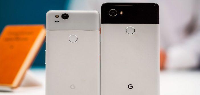 Google Pixel 2 y Pixel 2 XL quedarán sin soporte desde diciembre de 2020