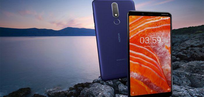 HMD Global lanza actualización de Android 10 para el Nokia 3.1