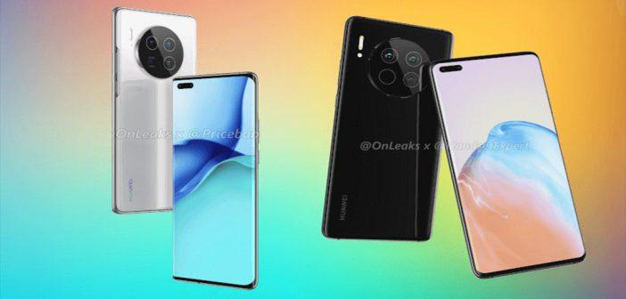 Huawei Mate 40 se presentará el jueves 22 de octubre