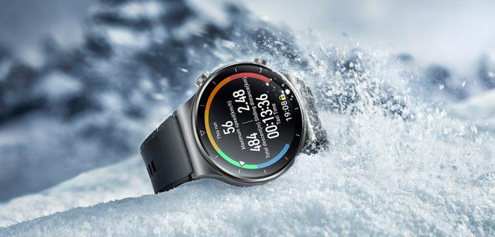 Huawei Watch GT2 Pro ya se encuentra disponible en Chile