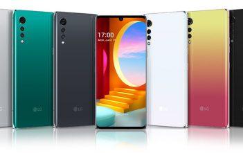 LG VELVET está disponible en Chile y es uno de los mejores Smartphones