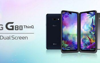 LG se une a la moda y venderá el G8X sin cargador en una venta especial