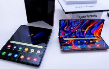 Nuestras primeras impresiones con el Galaxy Z Fold 2 y Galaxy S20 FE