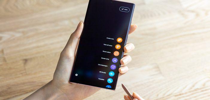 Por qué el Galaxy Note 20 es un Powerphone