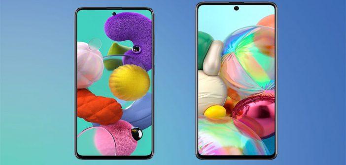 Samsung Galaxy A51 comienza a recibir actualización a One UI 2-5