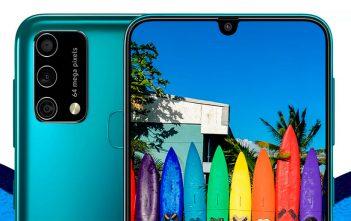 Samsung estrena su nueva serie F con el Galaxy F41 Características y precio