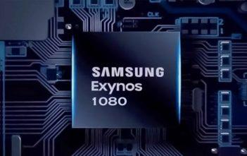 Samsung presenta su nuevo procesador Exynos 1080 de 5 nanómetros