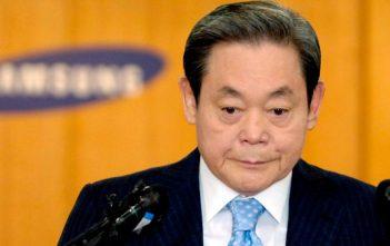 Ultima hora: A los 78 fallece el presidente de Samsung, Lee Kun-hee