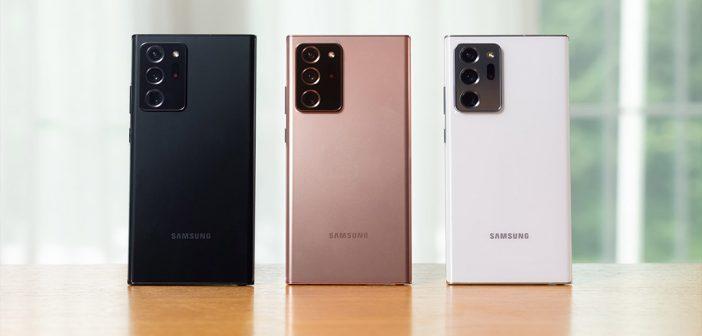 Conoce la tecnología UWB presente en el Galaxy Note 20 Ultra