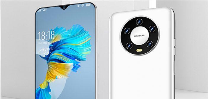 El clon del Huawei Mate 40 Pro utiliza procesador Snapdragon 865 y 10 GB de RAM