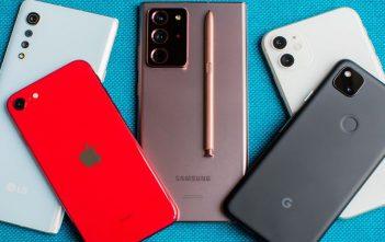 Estos son los celulares más vendidos a finales de 2020