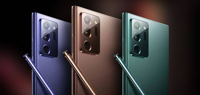 Galaxy Note 20 Ultra celular