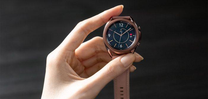 Galaxy Watch 3 reúne funciones avanzadas para el monitoreo de la salud