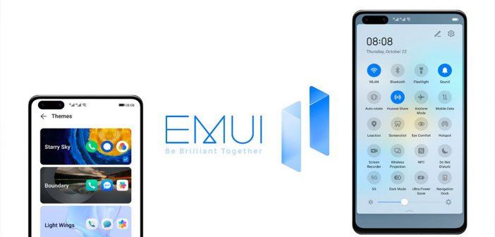 Huawei entrega lista oficial con fecha de actualización para diferentes modelos