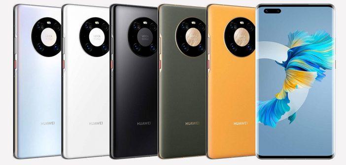 Huawei está comenzando la implementación estable de EMUI 11 para la serie P40 y Mate 30