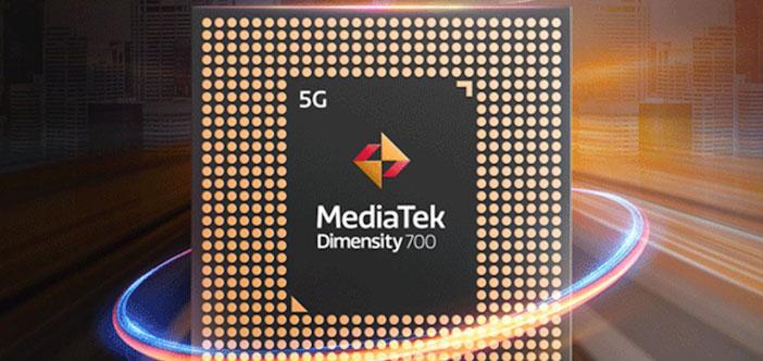 MediaTek Dimensity 700 2020