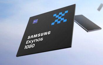 Samsung anuncia el Exynos 1080, su primer procesador de 5 nanómetros