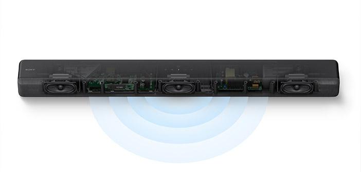 Sony barra de sonido HT-G700