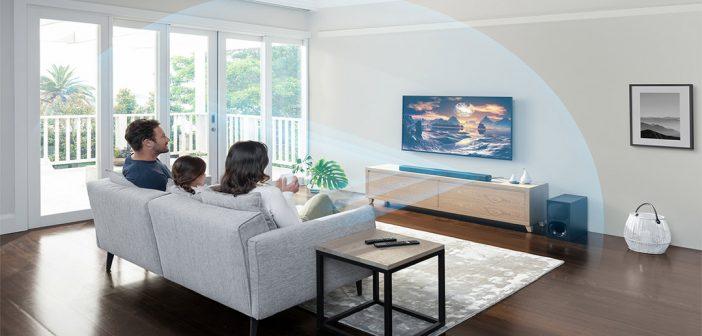 Sony presenta su nueva barra de sonido, la mejor experiencia de cine ahora en tu casa
