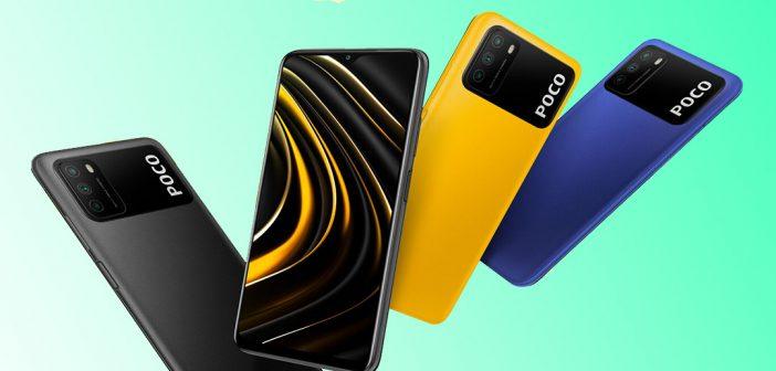 poco m3 celular