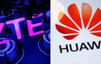 A pesar de las prohibiciones, Huawei y ZTE han aumentado su participación en el mercado de telecomunicaciones
