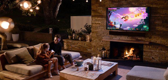 Conoce la manera más sencilla de transformar tu terraza en un centro de entretenimiento