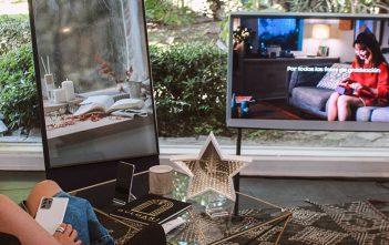 Guía para celebrar Navidad con la tecnología de los Smart TV Samsung