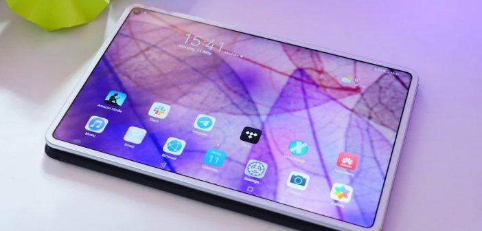 Huawei lanzará una Tablet con Harmony OS en 2021
