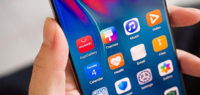 Huawei presentó oficialmente HarmonyOS 2 beta para algunos celulares Huawei