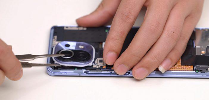 Mira el desmontaje del nuevo Xiaomi Mi 11