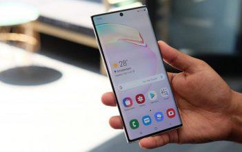 Samsung no descontinuará la serie Galaxy Note en 2021
